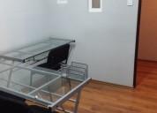 Oficina con sala de juntas en renta