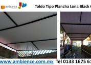 Toldos cortinas persianas en tlajomulco