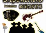 Grupo norteÑo 55 13 67 87 75 cuatro elementos