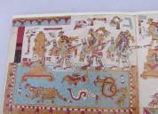 cursos de dibujo y pintura azteca