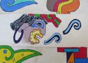 cursos de dibujo y pintura prehispanico