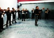 Serenata con mariachi en bosques del alba 46112676
