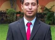 Profesor de ingles nivel basico conversacional en san josé chiapa
