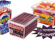 Embolsa paletas por lo de halloween en su hogar