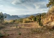 Rustico terreno 1000m2 tepoztlan inf 7771543418