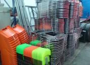 Fabrica de sillas y mesas  cuitlahuac steel