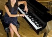 clases particulares de piano a domicilio en ciudad de méxico
