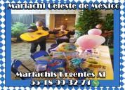 Mariachis en santa fe urgentes | 5518993274