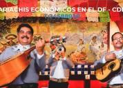 Mariachis económicos en el df - cdmx baratos