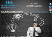 Jm work spaces