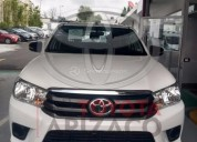 Toyota hilux 2017 26800 kms