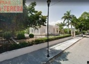 casa amueblada en venta art deco en avenida reforma merida yucatan m 3 dormitorios 2663 m2