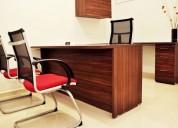 oficina en renta plaza solare san antonio cucul 42 m2