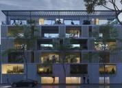 Vive en la colonia roma estrena garden house cbk 3 dormitorios 192 m2