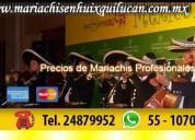 Servicio de mariachis en huixquilucan, edo. de mex