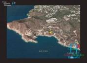 Cad brisas del marques punta bruja terreno de mar l24 me 2308 m2