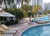 Local palapa pool bar en acapulco de juárez