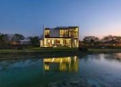 Hermosa casa en privada punta lago 4 dormitorios 525 m2