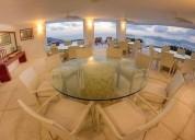 Cad las brisas acapulco casa garbi renta 11 recamaras 32 personas 10 dormitorios 3000 m2