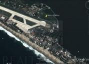 Terreno en venta en acapulco 22601 m2