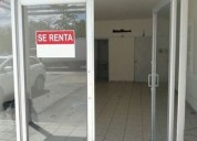 Local en renta miguel aleman 40 m2