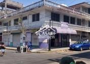 Edificio comercial en colonia progreso acapulco 310 m2
