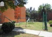 Departamento en venta paseo de churubusco 3 dormitorios 76 m2