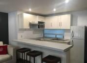 Centrico amueblado bonito departamento rio ebro calle tranquila 2 dormitorios 98 m2