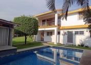 Oportunidad hermosa casa en fraccionamiento brisas en cuernavaca 4 dormitorios 442 m2