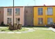 venta de casa en condominio tezoyuca morelos clave 2416 2 dormitorios 33 m2