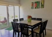 Casa en renta terrarium residencial en acapulco diamante 3 dormitorios