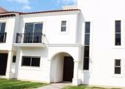Casa nueva en venta en mediterraneo club residencial 3 dormitorios 220 m2