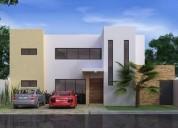 Hermosas casas en san diego cutz al norte de merida yuc 3 dormitorios 480 m2