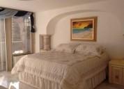 Excelente departamento con vista al mar en acapulco dorado 3 dormitorios