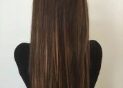 Extensiones de cabello cdmx df