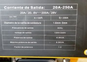 Renta de generador soldadora