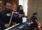 Coro violines soprano misas primeras comuniones pr