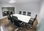 Sala de juntas fast office