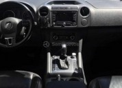 Volkswagen amarok 2015 55000 kms
