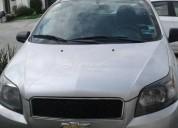 Chevrolet aveo 2014 50500 kms