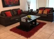 Renta departamento amueblado tintoreto 3 dormitorios 140 m2