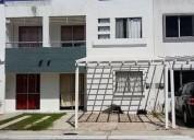 Renta casa amueblada con alberca cerca de la cruz roja 3 dormitorios