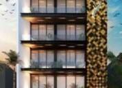 Departamento nuevo en pre venta en centro playa del carmen 220 m2