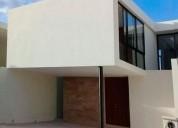 Casa en privada en francisco de montejo merida entrega inmediata 3 dormitorios 201 m2