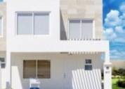 Bonita casa nueva en venta en zona norte en leon gto 3 dormitorios 120 m2