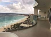Venta departamento zona hotelera lahia cancun 3 dormitorios 206 m2