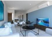 Venta en midtown condos cancun 3 dormitorios 110 m2