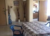 Departamento en renta amueblado zona centro 2 dormitorios