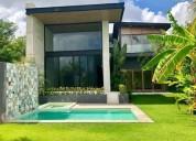 Casa en venta 4 recamaras residencial lagos del sol cancun 4 dormitorios 560 m2