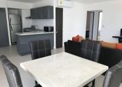 Departamento nuevo en renta en zona centro amueblado 2 dormitorios 90 m2